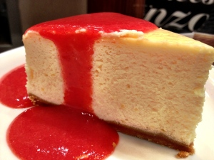 More cheese cake
